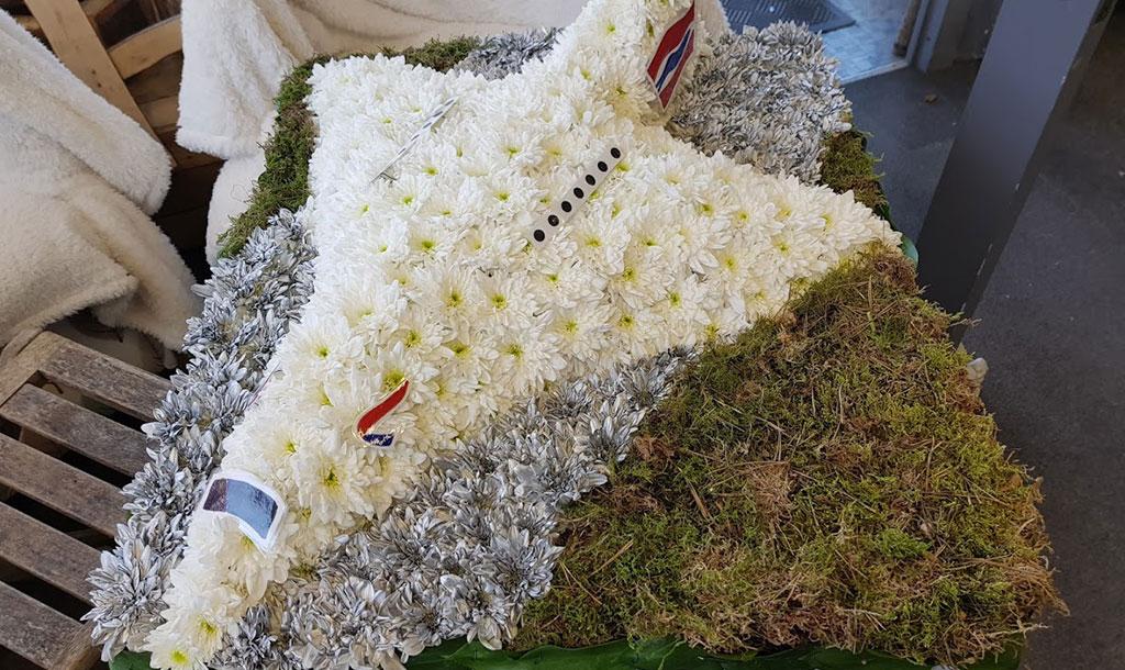 Concorde Funeral Flowers